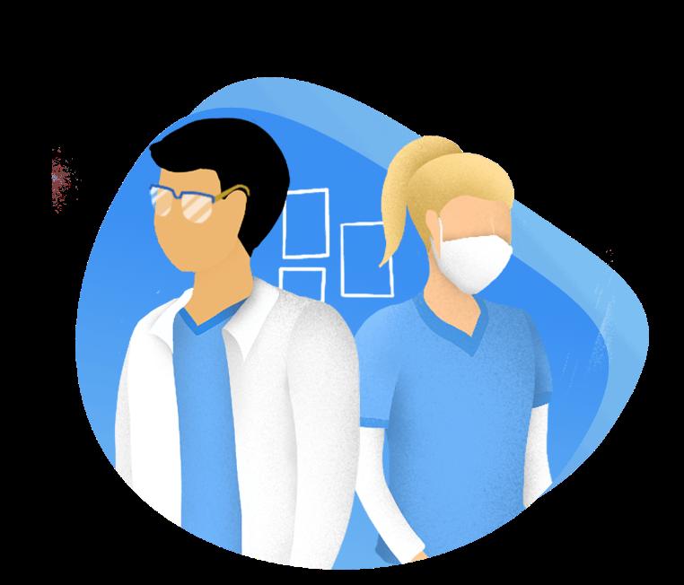 Dentistes et autres professionnels de la santé